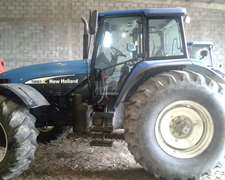New Holland Tm165 Con Power Shift