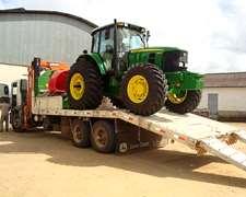 Plan De Ahorro 100% Tractor John Deere 6145j