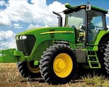 Plan De Ahorro 100% Tractor John Deere 7210j