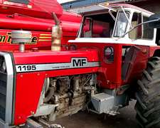 Se Vende Massey 1195 Impecable