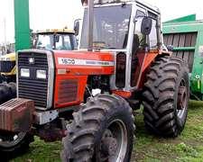 Oferta En Febrero Tractor Massey Ferguson 1650 Motor