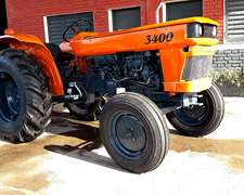 Tractor 35hp Con Desmalezadora