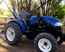 Tractor 4x4 40 Hp