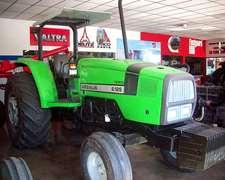 Tractor Agco Allis 6. 125