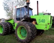 Tractor Articulado Zanello 1997