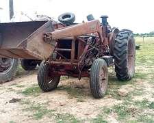 Tractor Con Pala Hanomag R40 Año 1970 Todo Original