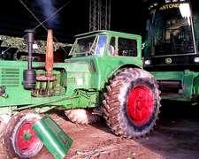 Tractor Deutz A 85 Funcionando Muy Bien