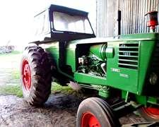 Tractor Deutz A 85 Año 1978 Motor 2114