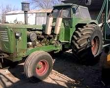 Tractor Deutz A144 Con Ponchos