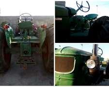 Tractor Deutz A55 Tracción Simple