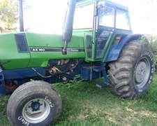 Tractor Deutz Ax 160 Tracción Simple