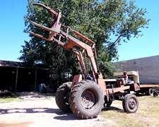 Tractor Deutz Con Cargadora