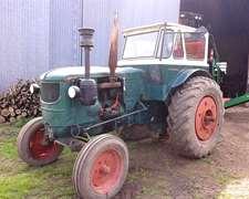 Tractor Deuzt 55 C7hidraulico Y Toma De Fuerza