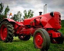 Tractor Excelentísimo Estado Fahr 1945 Urgente $ Charlable