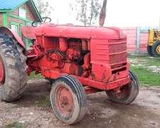 Tractor Fiar 55 R, Con Toma De Fuerza