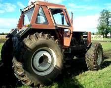 Tractor Fiat 1380 - D.t - Con Tres Punto.