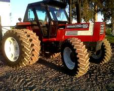 Tractor Fiat 140-90 .