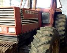 Tractor Fiat 180-90, Motor Recién Reparado