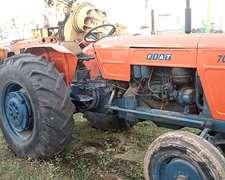 Tractor Fiat 700, Con Toma De Fuerza, En Excelente Estado