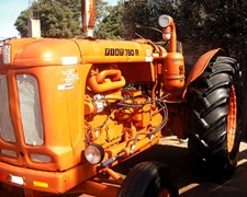 Tractor Fiat 780 Con Salida Hidrulica