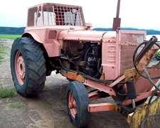 Tractor Fiat 780 Motor Meredes
