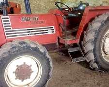 Tractor Fiat 780 R Doble Traccion 3 Puntos Cub. 13.5 X 38