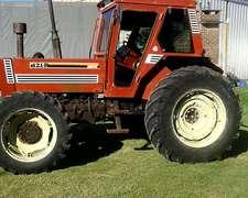 Tractor, Fiat, Modelo 121r, Dt, Excelente Estado