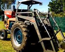 Tractor Fiat R60 Con Pala