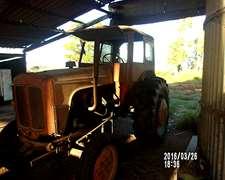 Tractor Fiat Superson 55 Modelo 1965, Con Cabina