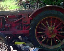Tractor Hanomag 25 Hp