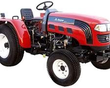 Tractor Hanomag 304 4x4 Rodado Parquero