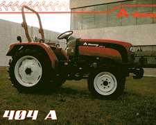 Tractor Hanomag 40 Hp Vende Cignoli Hnos