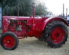 Tractor Hanomag Excelente Estado