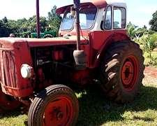 Tractor Hanomag. Mecanica Muy Buena
