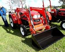 Tractor Hanomag Nuevo Con Pala
