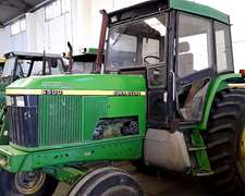 Tractor Jd 6500 St