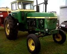 Tractor Jhon Deere 3530 C/ Tres Puntos