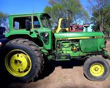 Tractor Jhonn Deere 3140 Traccion Simple