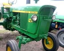 Tractor John Deere 2420 C/ Cubiertas Nuevas