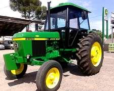 Tractor John Deere 2850 En Muy Buen Estado General