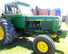 Tractor John Deere 3140 Tdi Doble Sal Hid. Excelente Estado