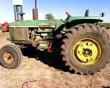 Tractor John Deere 4040 Tracción Simple