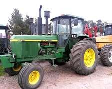 Tractor John Deere 4930, En Excelente Estado