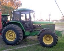 Tractor John Deere 6600 Año 1999