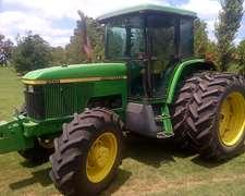 Tractor John Deere 7500 Dt Con Cabina,muy Buen Estado