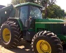 Tractor John Deere 7505 2005