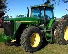 Tractor John Deere 8300 Excelente Estado