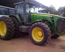 Tractor John Deere 8430 Dt, 300 Hp, Full Powershift, Duales