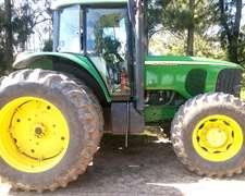 Tractor, John Deere, Mod. 7515 Muynbueno
