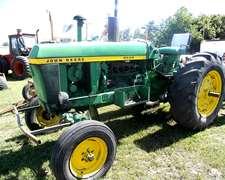 Tractor Johnn Deere 3530 Año 1977